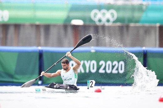 پایان کار آقامیرزایی در المپیک