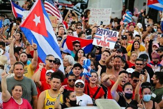 بیانیه کره شمالی درباره اعتراضات کوبا و محکومیت آمریکا