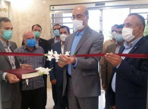 ساختمان شعبه سه تامین اجتماعی قزوین افتتاح شد
