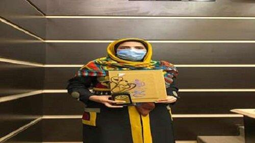 درخشش جوان اهل چهارمحال و بختیاری در جشنواره وقف