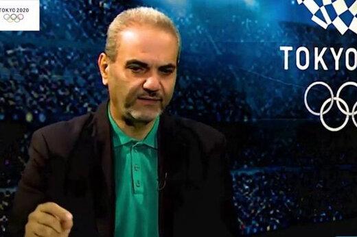 ببینید | سوالات عجیب و غریب جواد خیابانی از علی داوودی با ریتم خاص