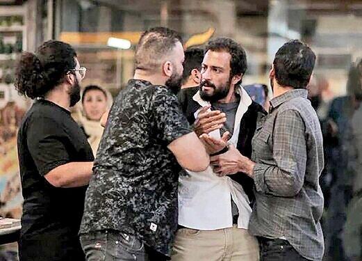 امیر جدیدی: کار کردن با اصغر فرهادی، چون درس خواندن در یک دانشگاه است
