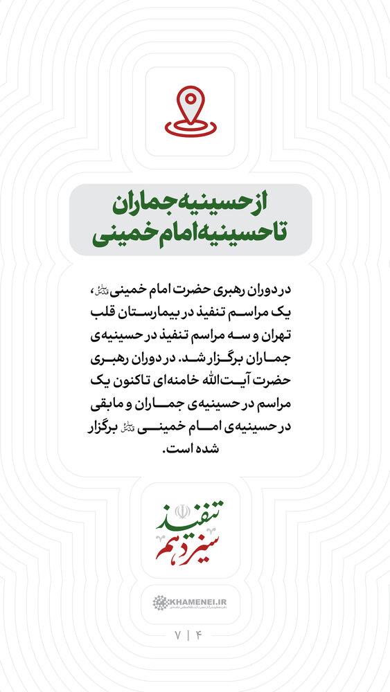 تاریخچه تنفیذ ریاست جمهوری اسلامی ایران