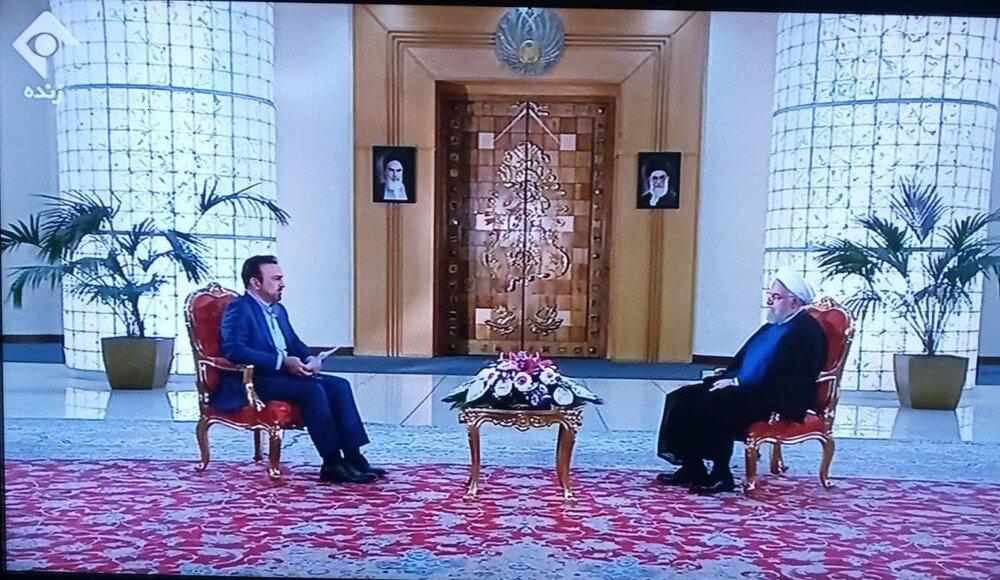 روحانی به مجری تلویزیون: امشب نماینده مردم باشید نه صداوسیما