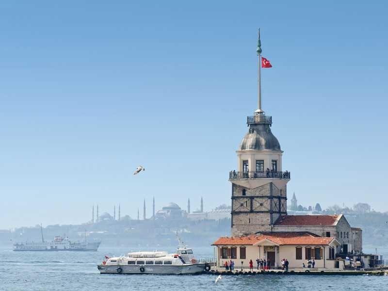آشنایی با برج های مشهور آنتالیا و استانبول