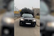 ببینید | رانندهای که برای «BMW» خود موی بادکنکی کاشت!