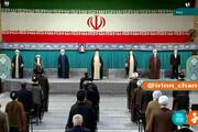 غیبت احمدی نژاد در مراسم تنفیذ رئیسی