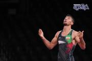 تصاویر | قابهای خاطرهانگیز ار فینالیست شدن گرایی در المپیک توکیو
