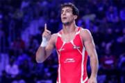 ببینید | دست گرایی و ایران از برنز المپیک کوتاه ماند؛ شکست در مقابل حریف ژاپنی