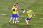 صعود برزیل به فینال فوتبال المپیک