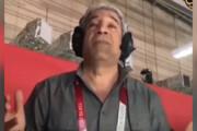 ببینید | لحظات جذاب از گزارش شنیدنی هادی عامل در المپیک توکیو