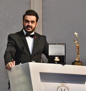 دندانپزشک و تهیهکننده سینمای ایرانی برنده برند برتر از دانشگاه اروپایی شد