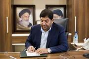 اولین توئیت محمد مخبر بعد از معاون اولی دولت رئیسی