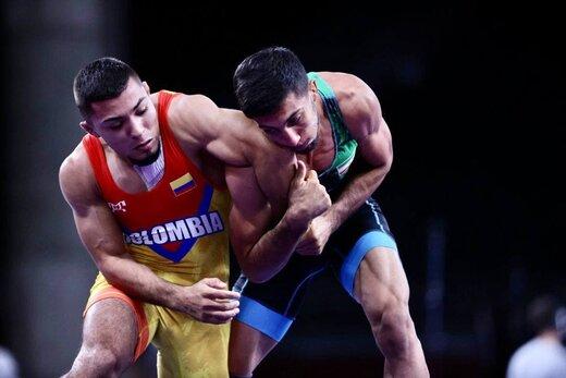 المپیک توکیو۲۰۲۰ - روز دوازدهم مرداد