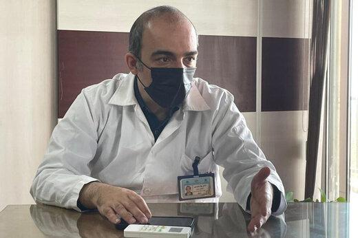 ببینید   بدترین روز کرونایی در ایران از زبان رییس بخش عفونی بیمارستان مسیح دانشوری