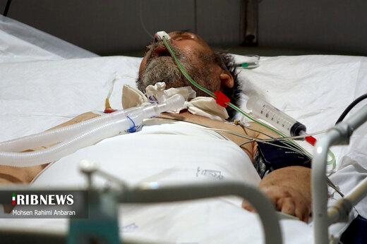 وضعیت وخیم بیمارستانهای مشهد در روزهای سیاه کرونایی