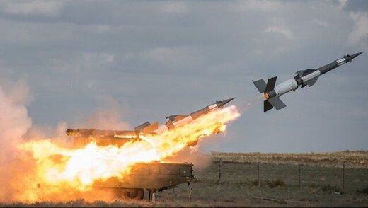 سوریه یک هواپیمای جاسوسی را ساقط کرد