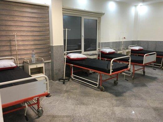 تجهیز کلینیک خلیج فارس شهر قشم برای ارائه خدمات سرپایی به بیماران کرونایی