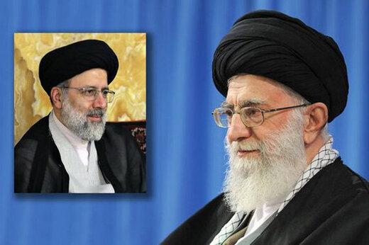 با حکم رهبر انقلاب رئیسی هشتمین رئیس جمهور ایران شد