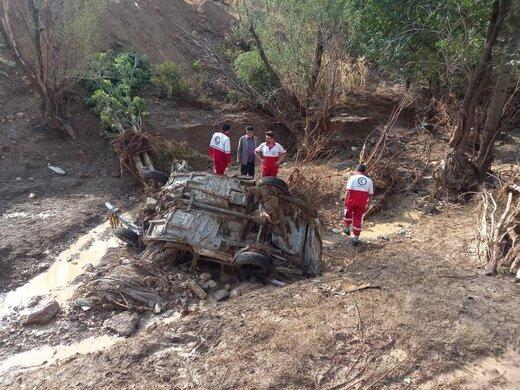 امدادرسانی هلال احمر به ۳هزار سیلزده در قزوین