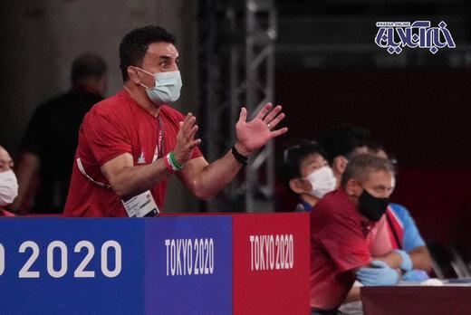 تصاویری از فینالیست شدن گرایی در المپیک توکیو/ترکاندی پسر!
