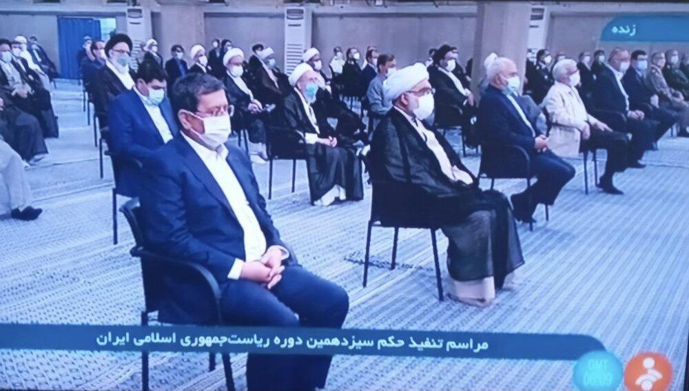 حضور رقبای رئیسی در مراسم تنفیذ؛ از کاندیداهای اصلاح طلب تا محسن رضایی +عکس