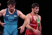 ببینید | زهرچشم حسن یزدانی از رقبای المپیک