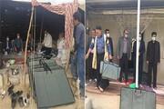 توزیع ۲۹ پکیج برق خورشیدی ۱۰۰ واتی در بین عشایر شهرستان شهرکرد
