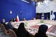 اولین حضور ابراهیم رئیسی در جلسه هیات دولت /ارائه گزارش از آخرین وضعیت کالاهای اساسی و دارو به رئیس جمهور