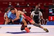 تصاویر | فریم به فریم با لحظه غرورآفرینی و قهرمانی محمدرضا گرایی در المپیک