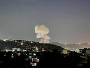 حمله رژیم صهیونیستی به جنوب لبنان