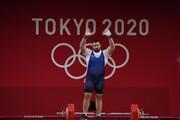 علی داودی در یکضرب دوم شد/ غول گرجی رکورد المپیک را شکست