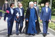 «مردانِ کلیدی»دولت ۸ساله روحانی؛از دیپلمات خندان تا معتمدِ اقتصادی