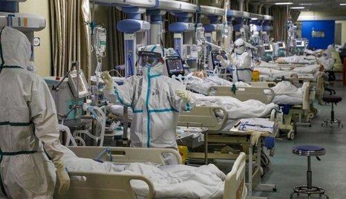رکوردشکنی بستری بیماران کرونایی در قزوین