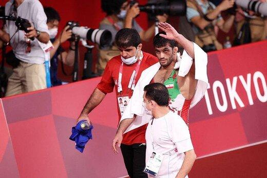 پیروزی حسن یزدانی برابر حریف ازبکستانی