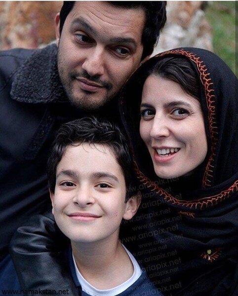 حامد بهداد و لیلا حاتمی در فیلم «پیر پسر»، همبازی شدند/ عکس