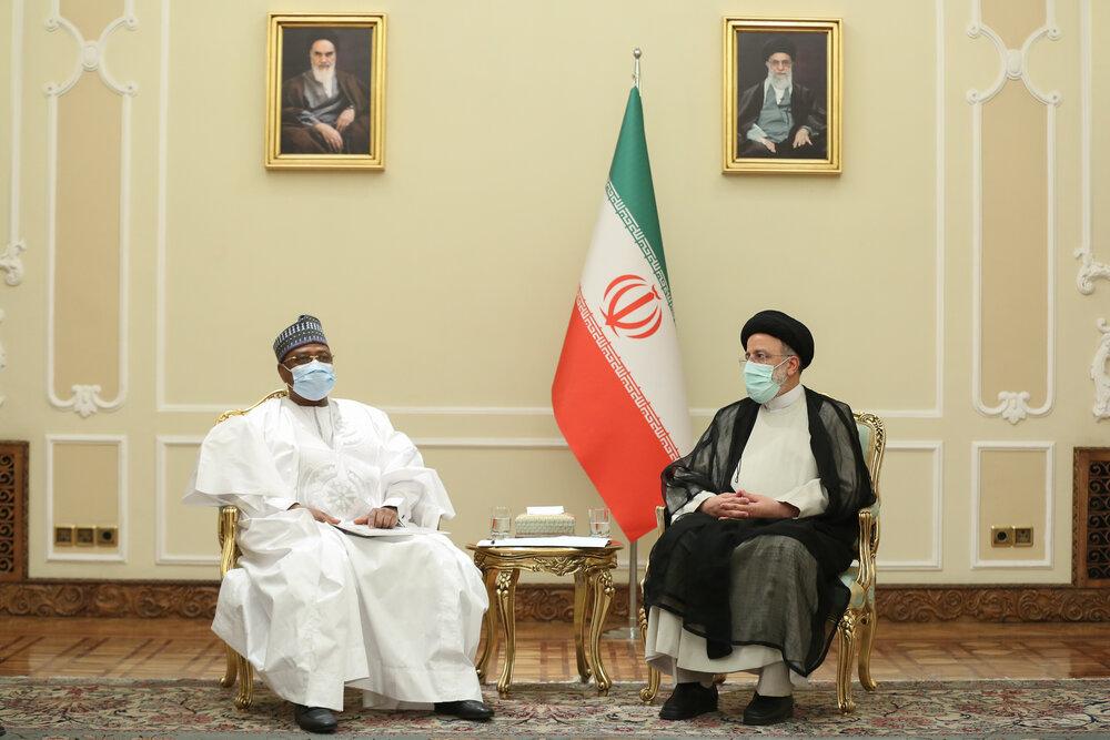 اظهارات جدید رئیسی درباره آمریکا، بازسازی سوریه، تحولات افغانستان و ...