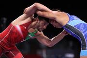 ببینید | شکست رضا اطری در رده بندی المپیک