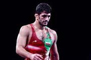 ببینید | مدال نقره المپیک بر گردن حسن یزدانی