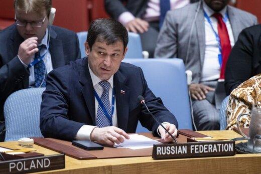 موضعگیری روسیه نسبت به حادثه نفتکشها در خلیج فارس