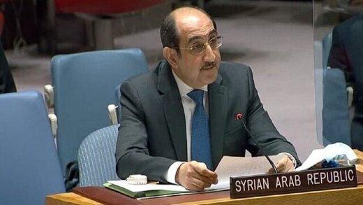 سوریه: سازمان منع تسلیحات شیمیایی ابزار برخی از کشورها شده است