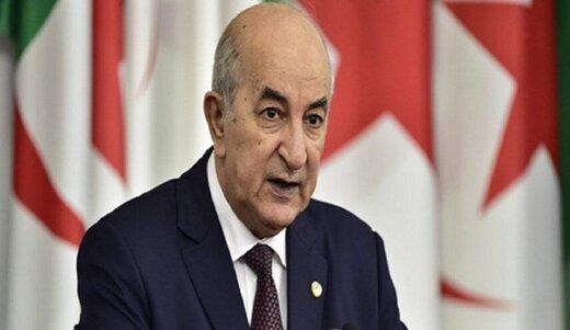 نخستوزیر الجزایر وارد تهران شد