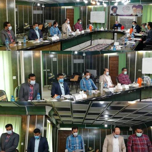 اعضای هیات رئیسه ی ششمین دوره شورای اسلامی شهر اروندکنار انتخاب شدند