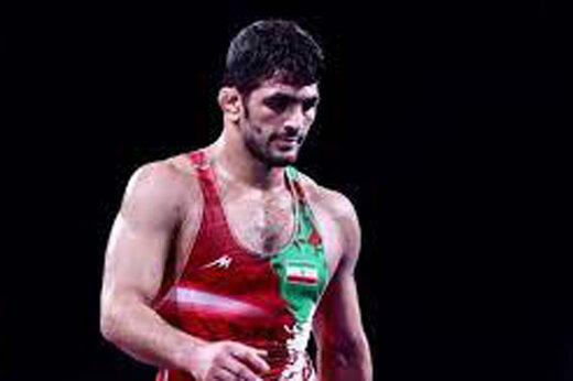 ببینید   مدال نقره المپیک بر گردن حسن یزدانی