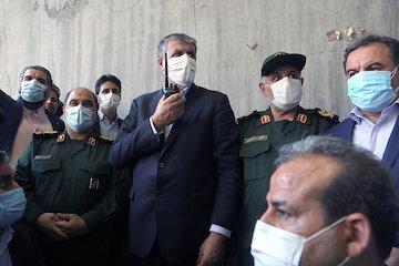 ماجرای فیلم پرحاشیه مراسم افتتاح آزادراه بروجرد - خرمآباد/ پشت پرده نبودن قیچی چه بود؟
