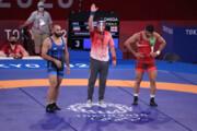 تصاویر | شکست محمدحسین محمدیان در دور نخست المپیک