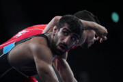 ببینید | پیروزی مرتضی قیاسی مقابل حریف تونسی