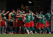 مکزیک برنز فوتبال المپیک را برد