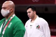 پیروزی سجاد گنجزاده در فینال المپیک/ یک مدال طلا دیگر برای ایران