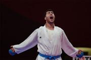 ببینید | اولین و آخرین مدال ایران در کاراته المپیک 2020 قطعی شد